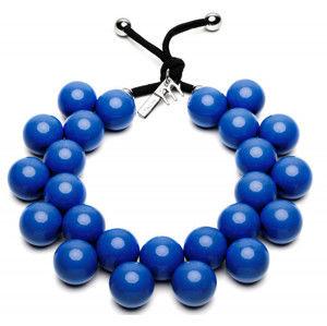 #ballsmania Originální náhrdelník C206 19-4056 Blu Olympian