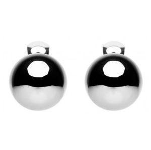 #ballsmania Originální náušnice O154MIRR-SILVER Mirror