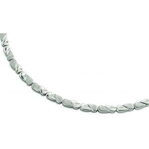 Boccia Titanium Luxusní titanový náhrdelník 08013-01
