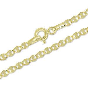Brilio Zlatý stylový řetízek 42 cm 271 115 00303 - 2,75 g