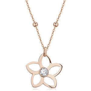 Brosway Ocelový náhrdelník Ikebana BKE02