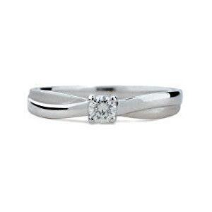 Cutie Jewellery Jemný prsten se zirkonem Z6817-1906-10-X-2 59 mm