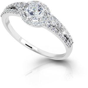 Cutie Jewellery Luxusní prsten se zirkony Z6816–2802-10-X-2 52 mm