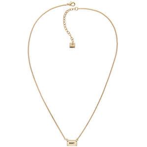 DKNY Stylový náhrdelník Plackard 5520007