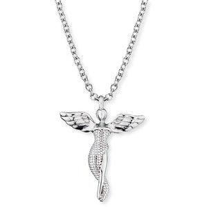 Engelsrufer Stříbrný náhrdelník Anděl ERN-LILANGEL