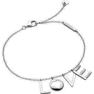 Esprit Stříbrný náramek Love Amory ESBR00231118