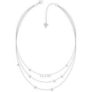 Guess Fashion ocelový náhrdelník A Star Is Born UBN70065