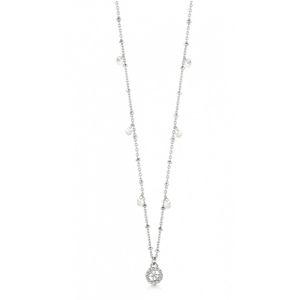 Guess Stylový náhrdelník s krystaly Swarovski Galactic Girl UBN20082