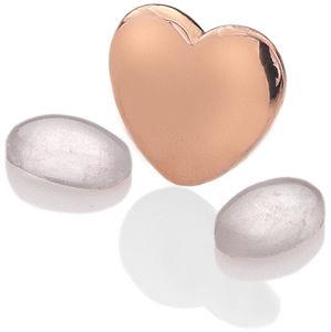 Hot Diamonds Element srdce s růženíny Anais Říjen EX141