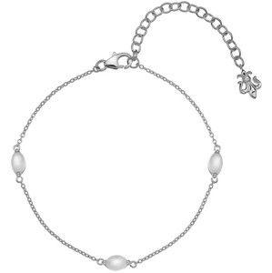 Hot Diamonds Stříbrný náramek pro narozené v červnu Anais měsíční kámen AB006