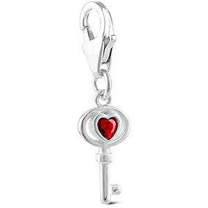 Infinity Love Stříbrný přívěsek Klíč HTS-350-S