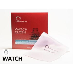 JK Box Čistící utěrka na hodinky CONNOISSEURS CN-1031/W