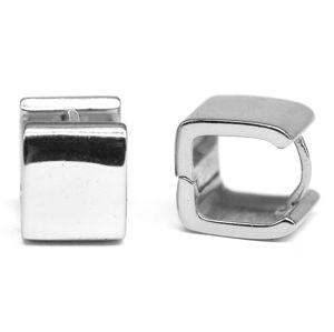 JVD Minimalistické stříbrné náušnice SVLE0881XH20000