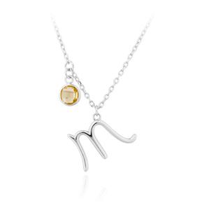 JVD Stříbrný náhrdelník s přívěskem Štír SVLN0135X6100SC