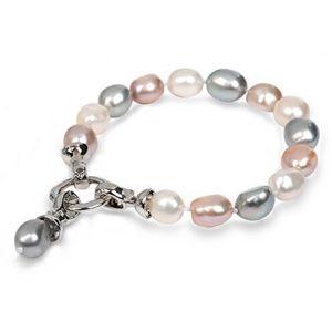 JwL Luxury Pearls Dámský náramek z pravých perel JL0564