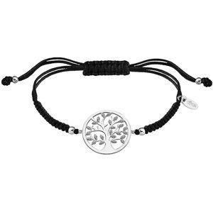 Lotus Silver Moderní kabala náramek se stříbrným přívěskem Strom života LP1892-2/2