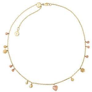 Michael Kors Luxusní pozlacený náhrdelník MKJ6609931