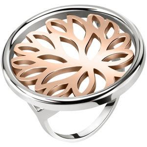 Morellato Bicolor prsten Strom života Loto SATD15 54 mm