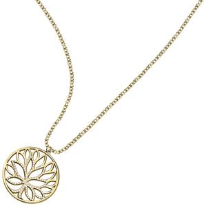 Morellato Dámský náhrdelník s krystaly Strom života Loto SATD25 (řetízek, přívěsek)