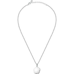 Morellato Moderní stříbrný náhrdelník Natura SATO03