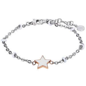 Morellato Ocelový náramek s hvězdou Enjoy SAJE35