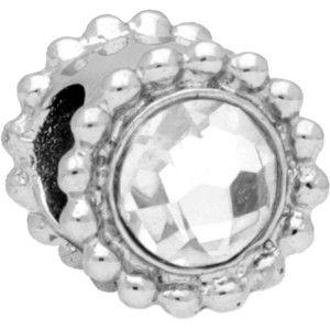 Morellato Ocelový přívěsek Drops Crystal SCZ772