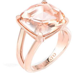 Morellato Pozlacený ocelový prsten Fioremio SABK01 52 mm