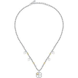 Morellato Půvabný bicolor náhrdelník pro štěstí Dolcevita SAUA04