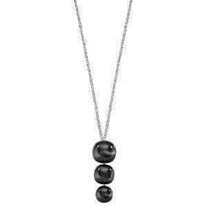 Morellato Stylový náhrdelník zdobený kočičím okem SAKK19 (řetízek, přívěsek)