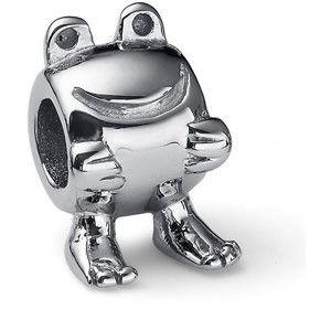 Oliver Weber Přívěsek Match Beads Steel Frog 55015