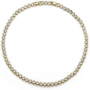 Oliver Weber Třpytivý náhrdelník Tennis 11910G