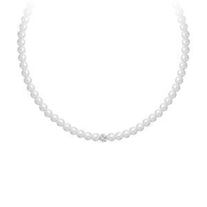 Preciosa Perličkový náhrdelník Velvet Pearl Preciosa 2218 01