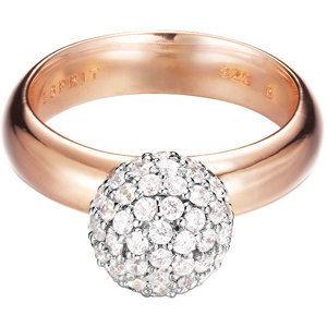 Esprit Prsten ES-Glam Sphere Rose ESRG92309B - SLEVA