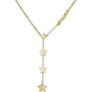 S`Agapõ Ocelový náhrdelník s hvězdami Fancy Dreams SFC02