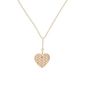 Tommy Hilfiger Ocelový náhrdelník s přívěskem srdce TH2780289
