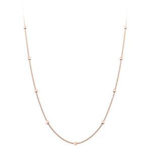 Troli Bronzový kuličkový náhrdelník