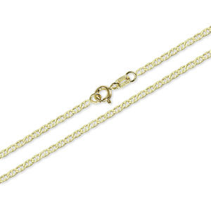 Brilio Zlatý dámský náramek 18 cm 261 115 00251 - 2,35 g